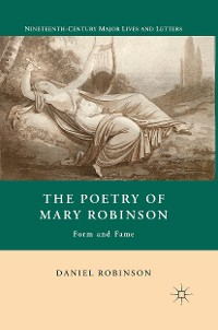 Cover The Poetry of Mary Robinson