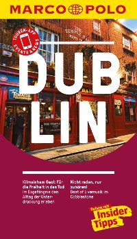 Cover MARCO POLO Reiseführer Dublin