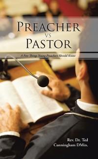 Cover Preacher Vs Pastor