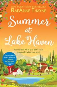 Cover Summer At Lake Haven