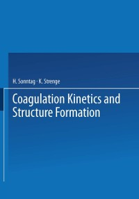 Cover Coagulation Kinetics and Structure Formation