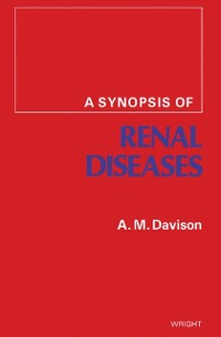 Cover Synopsis of Renal Diseases