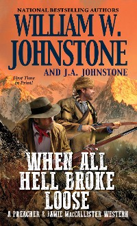 Cover When All Hell Broke Loose