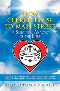 Cover From Church House to Main Street: Volume 5