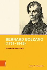 Cover Bernard Bolzano (1781–1848)