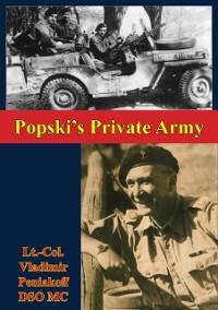 Cover Popski's Private Army
