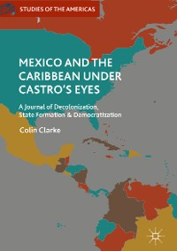 Cover Mexico and the Caribbean Under Castro's Eyes