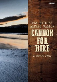 Cover CANNON FOR HIRE