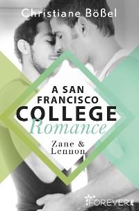Cover Zane & Lennon – A San Francisco College Romance