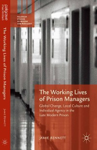 Cover The Working Lives of Prison Managers