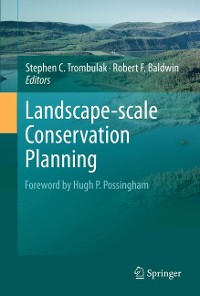Cover Landscape-scale Conservation Planning