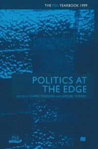 Cover Politics at the Edge