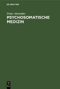 Cover Psychosomatische Medizin