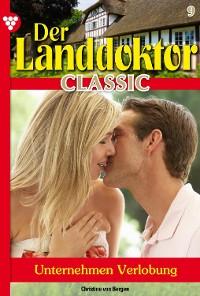 Cover Der Landdoktor Classic 9 – Arztroman