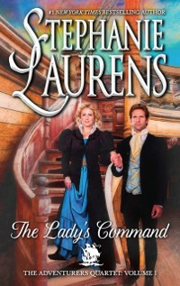 Cover Lady's Command (The Adventurers Quartet, Book 1)
