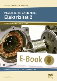 Cover Physik selbst entdecken: Elektrizität 2