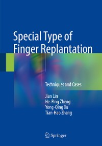Cover Special Type of Finger Replantation