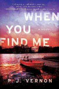 Cover When You Find Me
