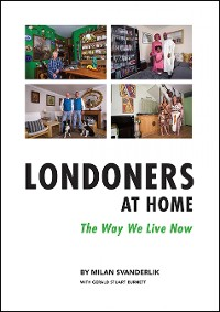 Cover Londoners at Home: