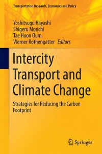 Cover Intercity Transport and Climate Change