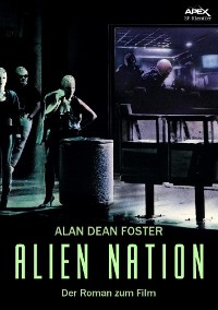 Cover ALIEN NATION
