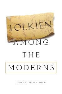Cover Tolkien among the Moderns