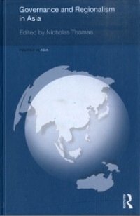 Cover Governance and Regionalism in Asia