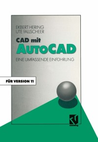 Cover CAD mit AutoCAD