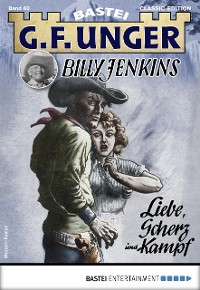 Cover G. F. Unger Billy Jenkins 60 - Western