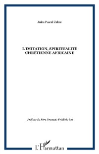 Cover L'imitation, spiritualite chretienne africaine