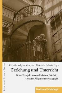 Cover Erziehung und Unterricht