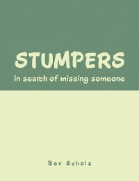 Cover Stumpers: in Search of Missing Someone