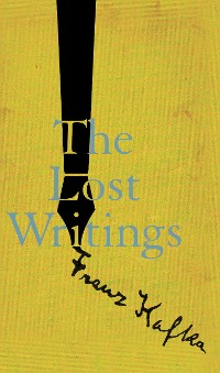 Cover The Lost Writings