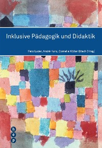 Cover Inklusive Pädagogik und Didaktik