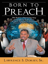 Cover Born to Preach