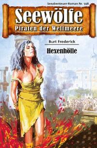 Cover Seewölfe - Piraten der Weltmeere 598