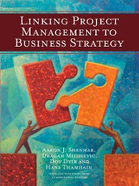 Cover Linking Project Management to Business Strategy
