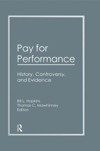 Cover Pay for Performance