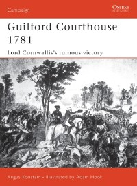 Cover Guilford Courthouse 1781