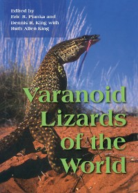 Cover Varanoid Lizards of the World