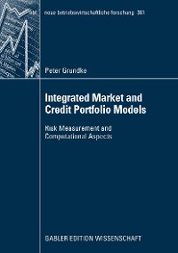 Cover Integrated Market and Credit Portfolio Models