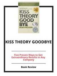 Cover Kiss Theory Goodbye