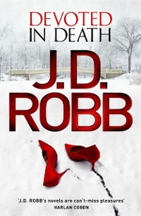 Cover Devoted in Death