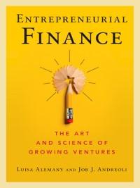 Cover Entrepreneurial Finance
