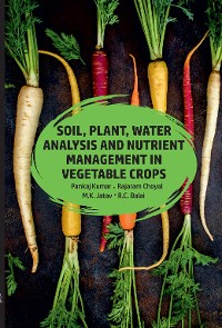 Cover Soil,Plant,Water Analysis And Nutrient Management In Vegetables