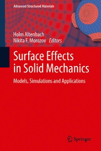 Cover Surface Effects in Solid Mechanics