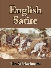 Cover English Satire