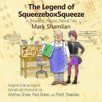 Cover The Legend of SqueezeboxSqueeze