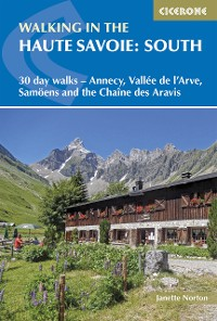 Cover Walking in the Haute Savoie: South