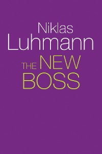 Cover The New Boss